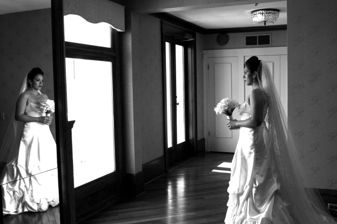Wedding Photography - Black & White